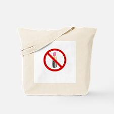 Anti-Lipstick Tote Bag