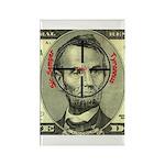 Sic Semper Tyrannus on Rectangle Magnet (100 pack)