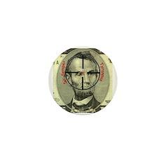 Sic Semper Tyrannus on Mini Button (10 pack)
