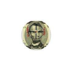 Sic Semper Tyrannus on Mini Button