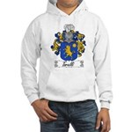 Torelli Family Crest Hooded Sweatshirt