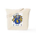 Torelli Family Crest Tote Bag