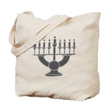Menorah Tote Bag