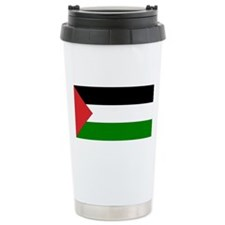 Palestinian Flag Travel Mug