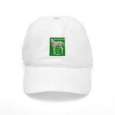 Fjord Horse Chip Design Baseball Cap
