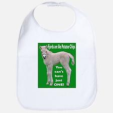 Fjord Horse Chip Design Bib