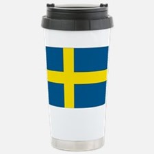 Swedish Flag Travel Mug