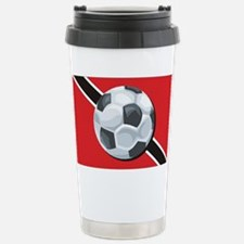 Trinidad & Tobago Soccer Travel Mug
