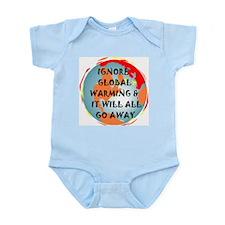 GLOBAL WARMING WARNING Infant Creeper