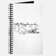Daughter-in-law is my Hero USAF Journal