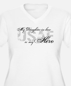 Daughter-in-law is my Hero USAF T-Shirt