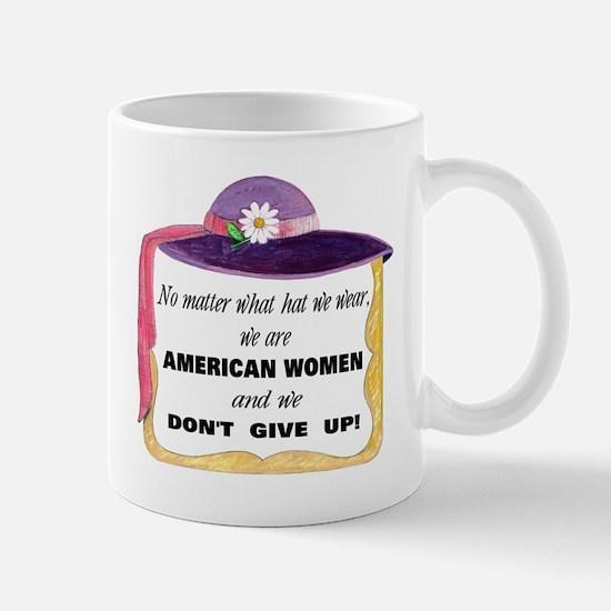 American Women Can! Mug
