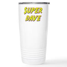 Super dave Travel Coffee Mug