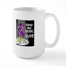Keep the Music ALIVE Mug