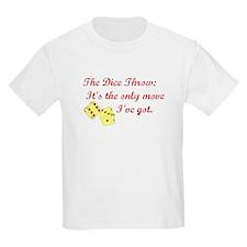 The Dice Throw T-Shirt