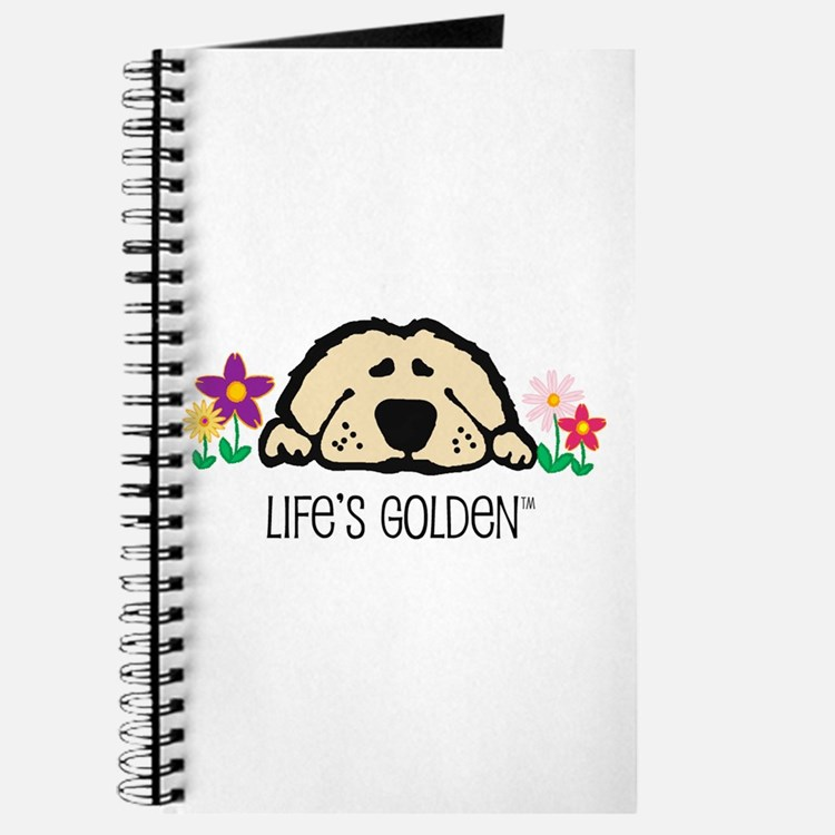 Life's Golden Spring Journal