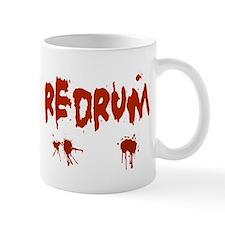 Bloody Redrum Mug
