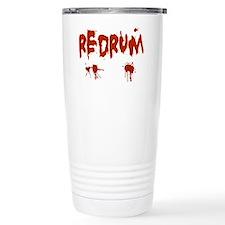 Bloody Redrum Travel Mug