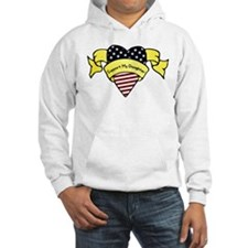 Support My Daughter Hoodie