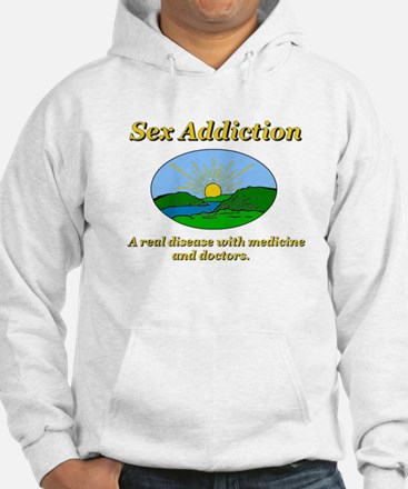 Sex Addiction Jumper Hoody