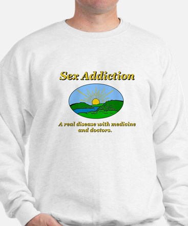 Sex Addiction Sweater