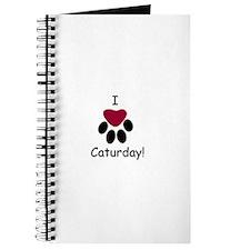 I love Caturday! Journal