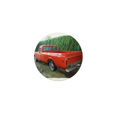 1971 C###y Truck Front & Rear Mini Button