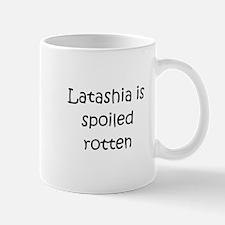 Funny Spoiled rotten Mug