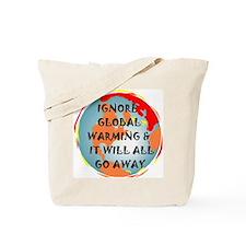 Koy's Logo + Warming Tote Bag