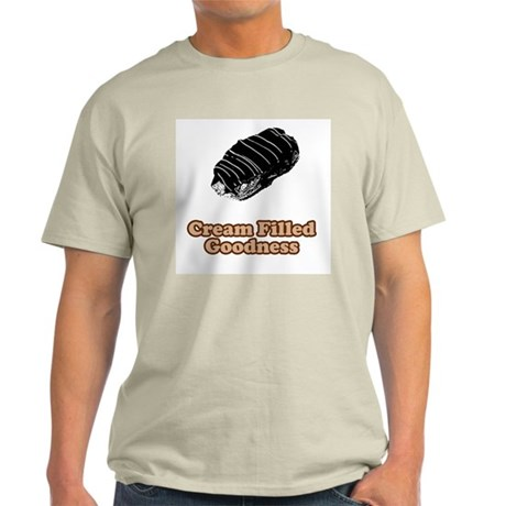 Cream Filled Goodness Ash Grey T-Shirt