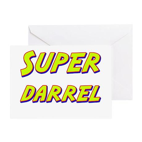 Super darrel Greeting Card