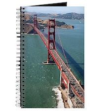 gifts! Aerial Golden Gate Bridge Journal