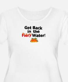 Fiery Water T-Shirt