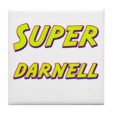 Super darnell Tile Coaster