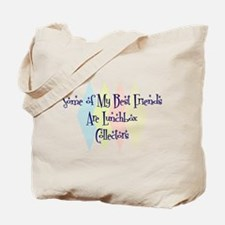 Lunchbox Collectors Friends Tote Bag