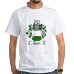 Tosetti Family Crest White T-Shirt