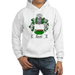 Tosetti Family Crest Hooded Sweatshirt