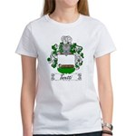 Tosetti Family Crest Women's T-Shirt