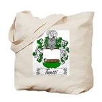 Tosetti Family Crest Tote Bag