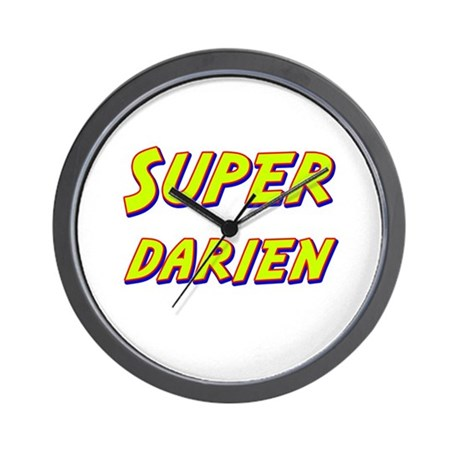 Super darien Wall Clock