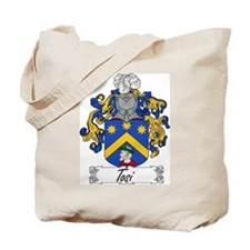 Tosi Family Crest Tote Bag