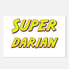 Super darian Postcards (Package of 8)