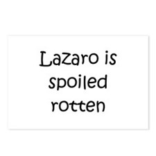 Cool Lazaro's Postcards (Package of 8)