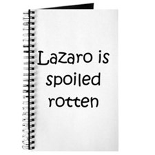Unique Lazaro Journal