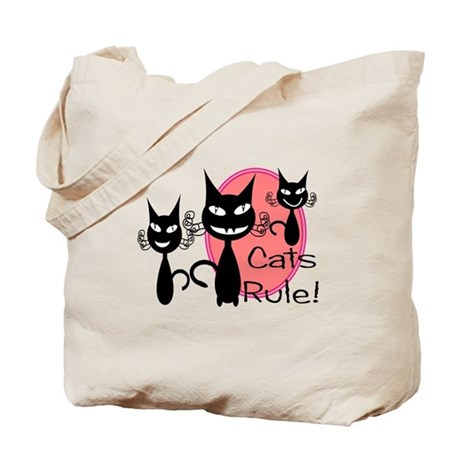 More cats Tote Bag