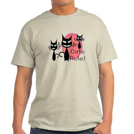 More cats Light T-Shirt