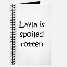 Cute Layla Journal