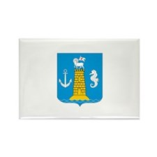 saint jean cap ferrat Rectangle Magnet