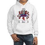 Tucci Family Crest Hooded Sweatshirt