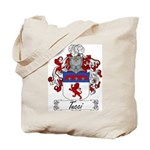 Tucci Family Crest Tote Bag
